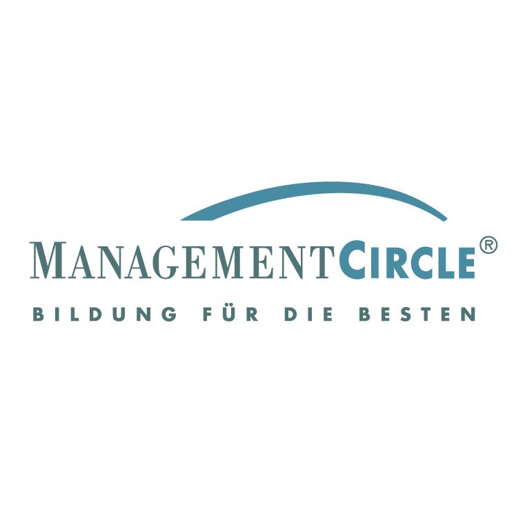 free vector Management circle 0