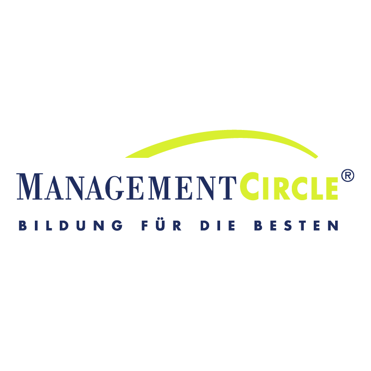 free vector Management circle