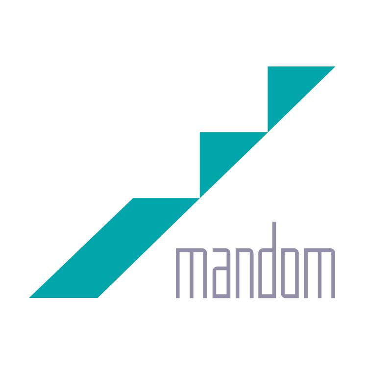 free vector Mandom corp