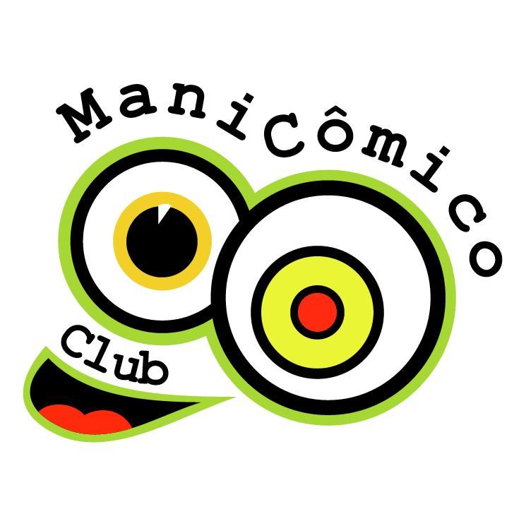 free vector Manicomico club