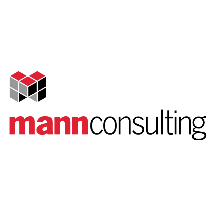 free vector Mann consulting 0