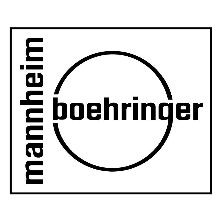 free vector Mannheim boehringer