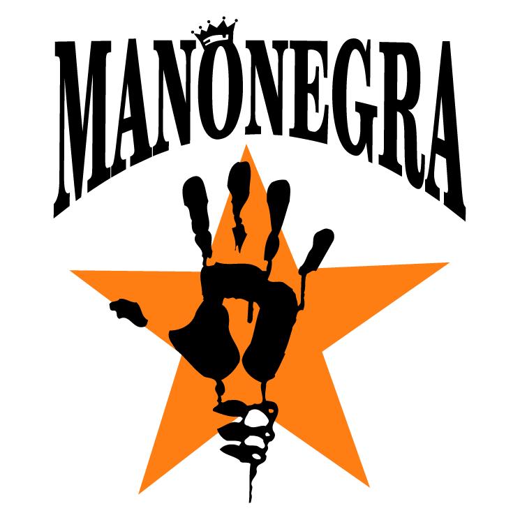 free vector Mano negra