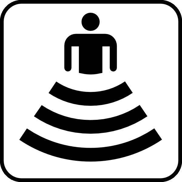 free vector Map Symbol Person clip art 124756