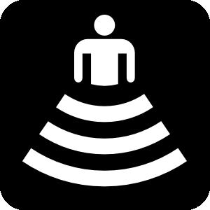 free vector Map Symbol Person clip art