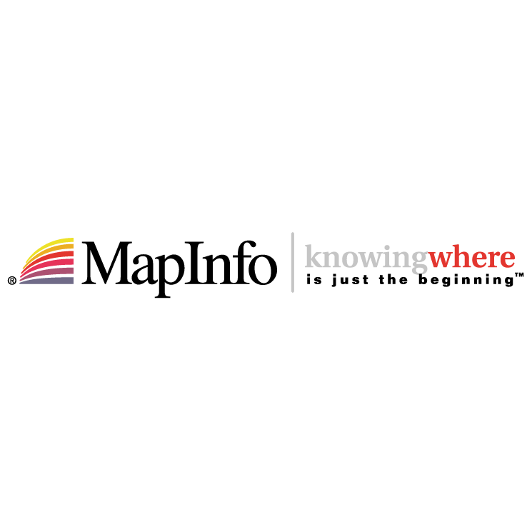 free vector Mapinfo 0