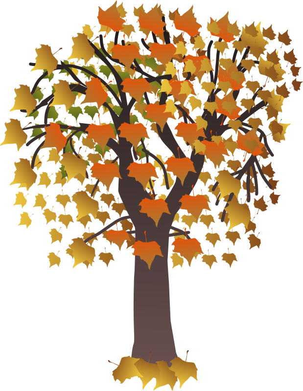 free vector Maple autumn