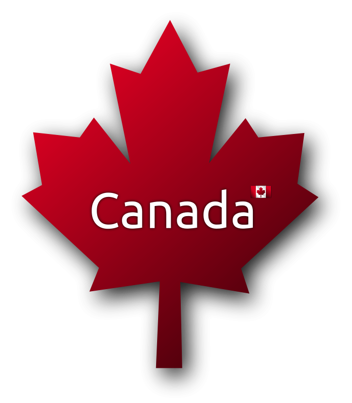 free vector Maple Leaf 3