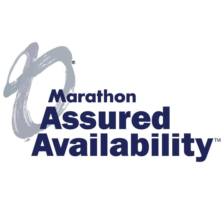 free vector Marathon assured availability