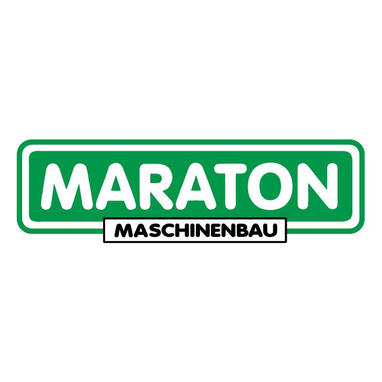 free vector Maraton maschinenbau