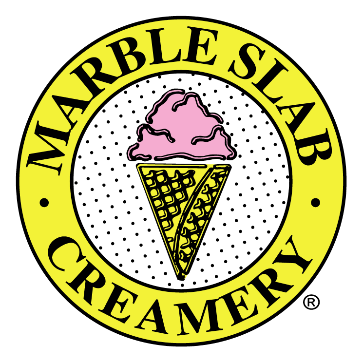 free vector Marble slab creamery