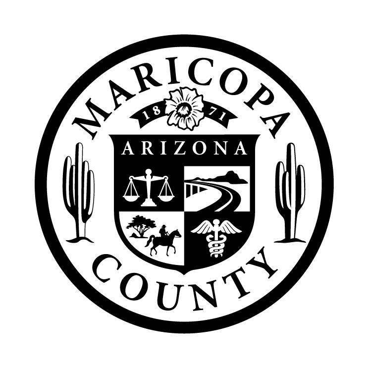 free vector Maricopa county 0