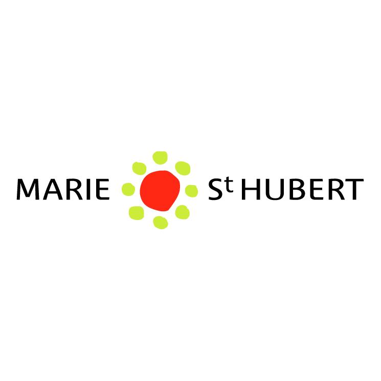 free vector Marie st hubert