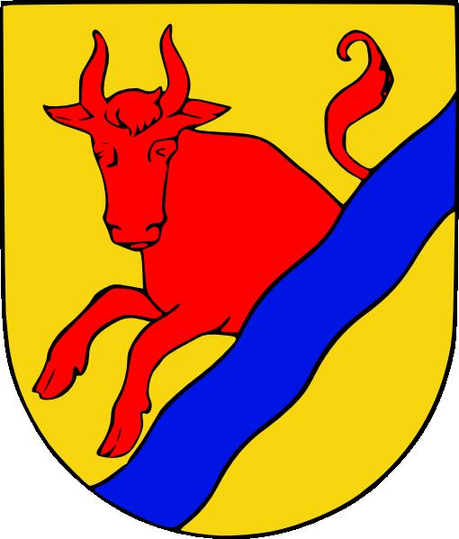 free vector Mariestad Coat Of Arms clip art