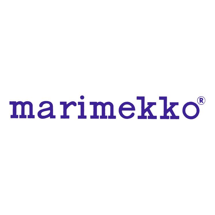 free vector Marimekko