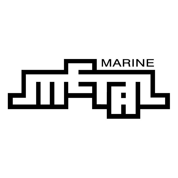 free vector Marine metal