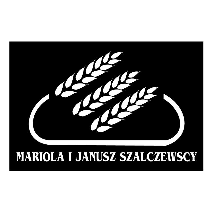 free vector Mariola i janusz szalczewscy