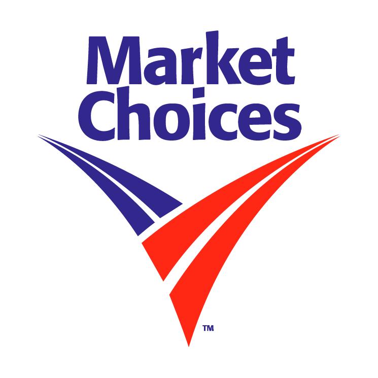 free vector Market choices