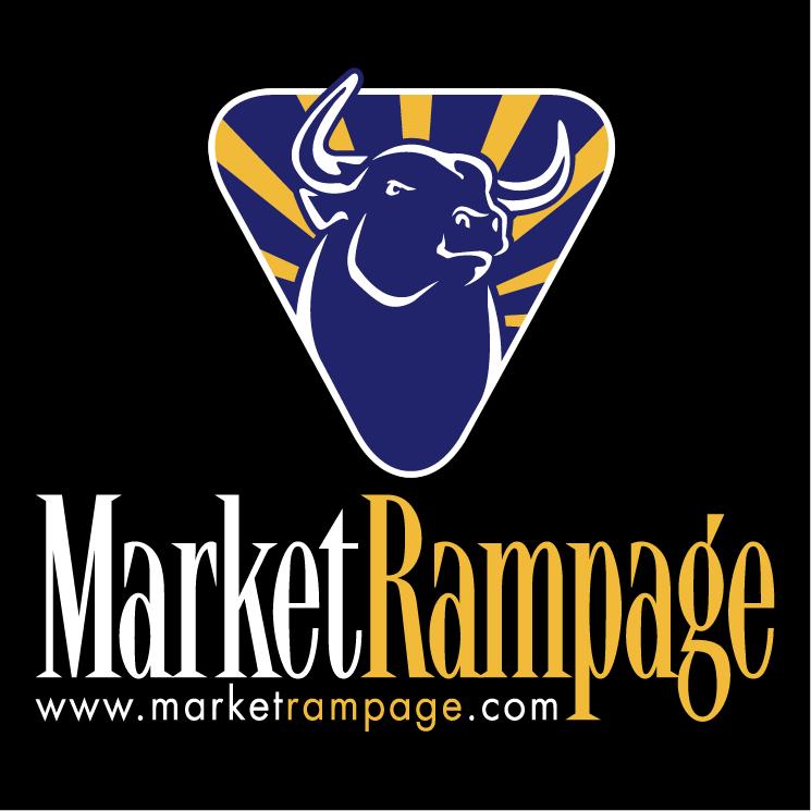 free vector Market rampage 0