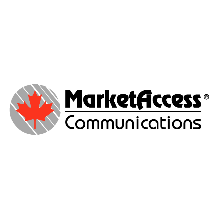 free vector Marketaccess communications