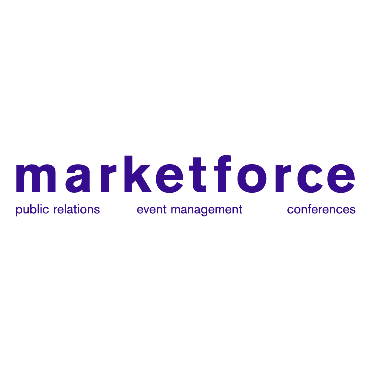 free vector Marketforce communications