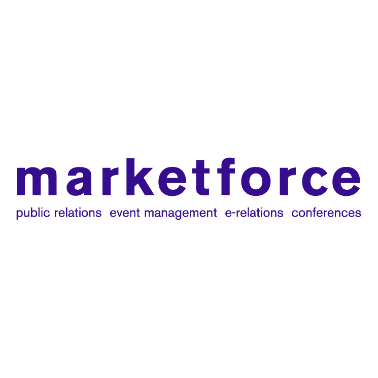 free vector Marketforce