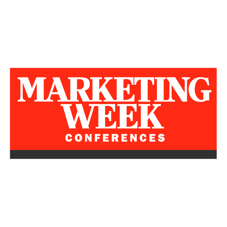 free vector Marketing week conferences
