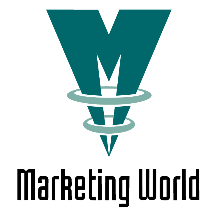 free vector Marketing world