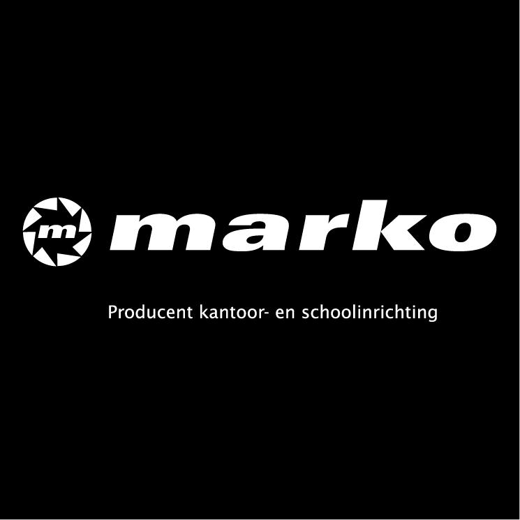 free vector Marko