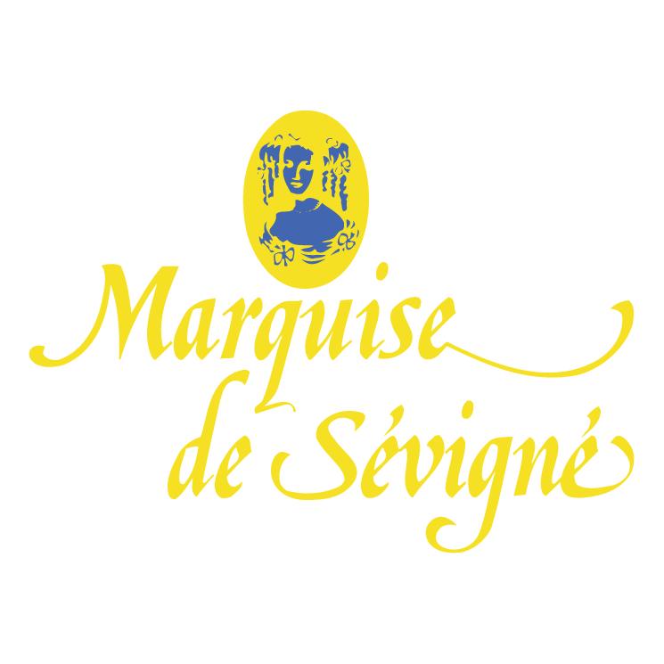 free vector Marquise de sevigne 0