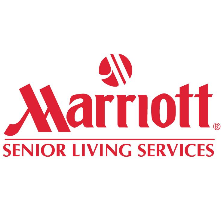 free vector Marriott senior living services