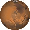 free vector Mars clip art