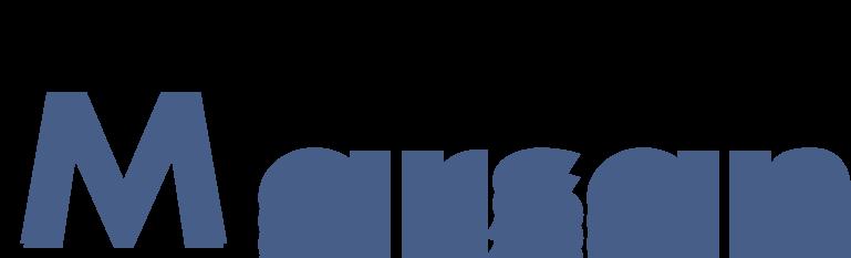 free vector Marsan College logo