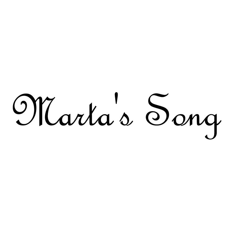 free vector Martas song