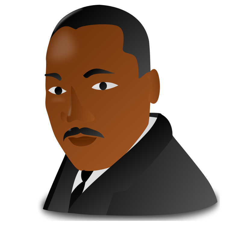 free vector Martin Luther King Jr. Day Icon