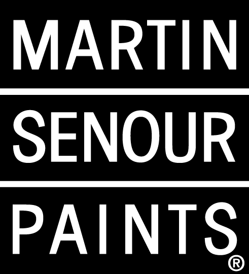 free vector Martin Senour Paints logo