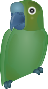 free vector Martinix Bird clip art