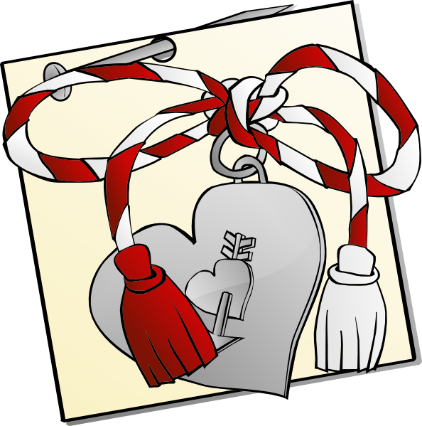 free vector Martisor clip art