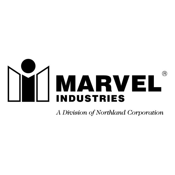 free vector Marvel industries