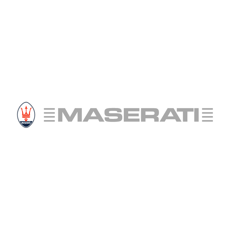free vector Maserati 2