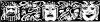 free vector Mask Border clip art