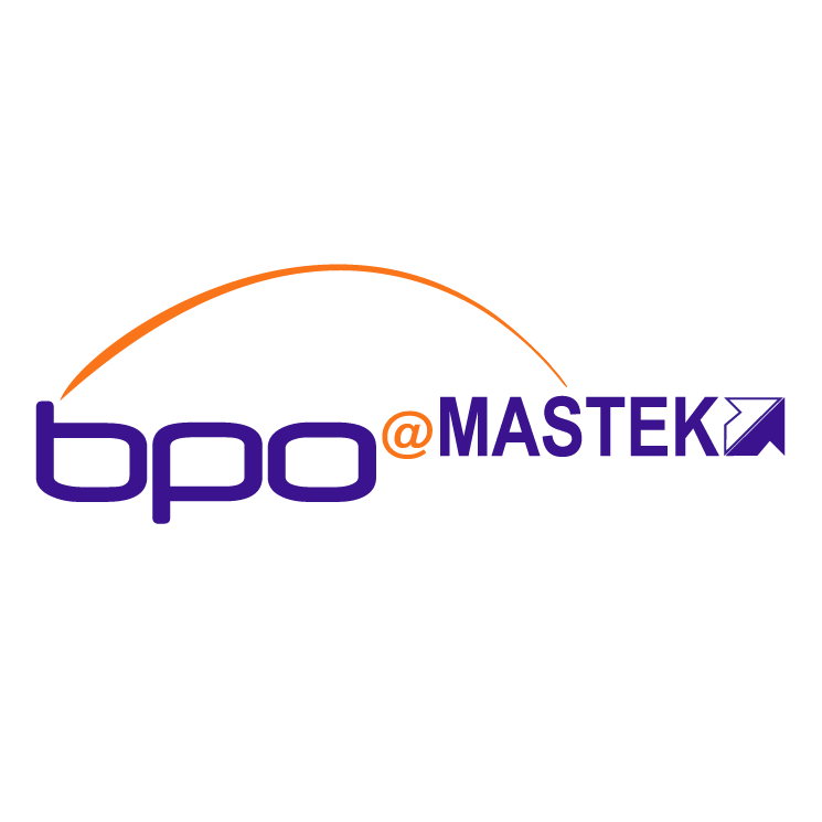 free vector Mastek bpo