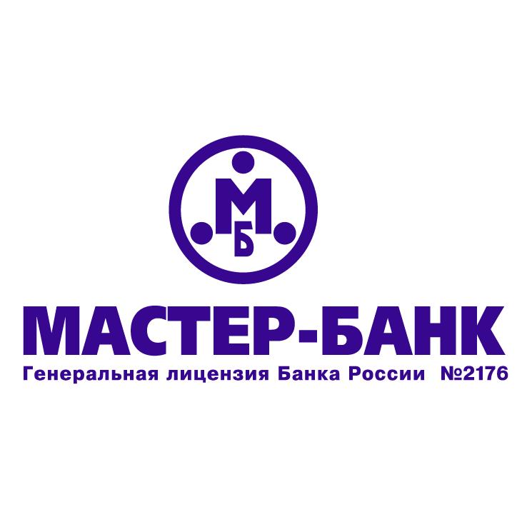 free vector Master bank 0