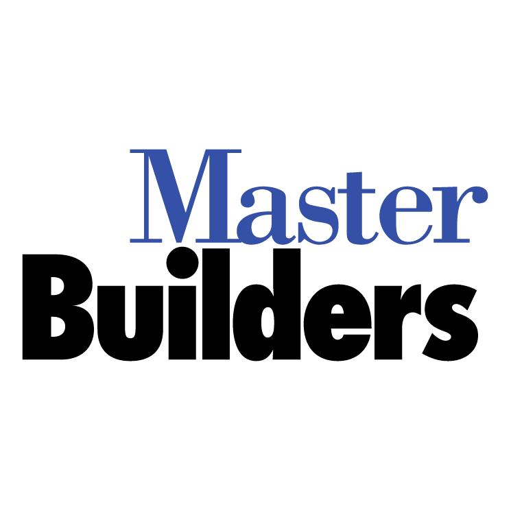 free vector Master builders 0