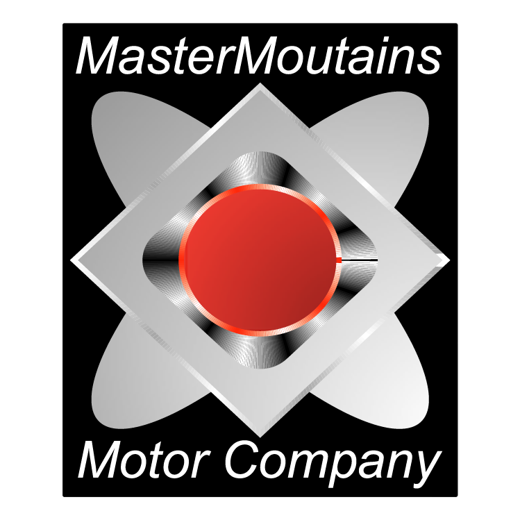 free vector Mastermoutains motor company