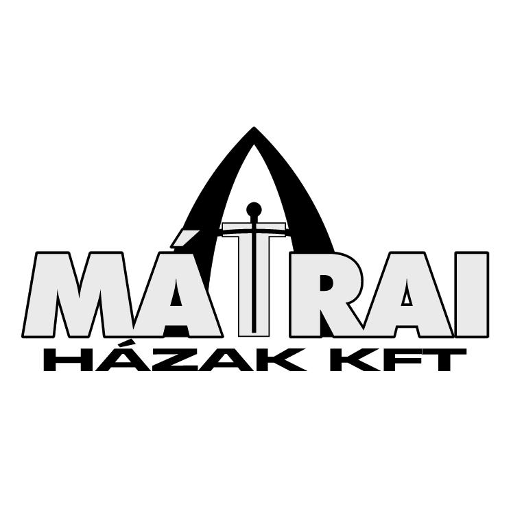 free vector Matrai house