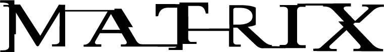 free vector Matrix film logo