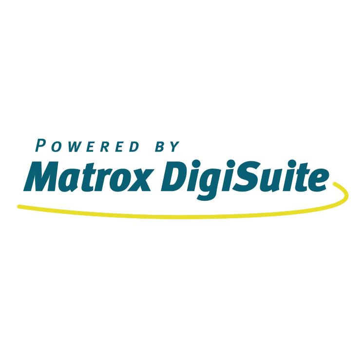 free vector Matrox digisuite