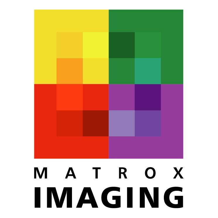 free vector Matrox imaging
