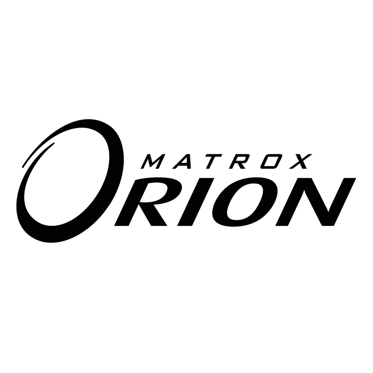 free vector Matrox orion